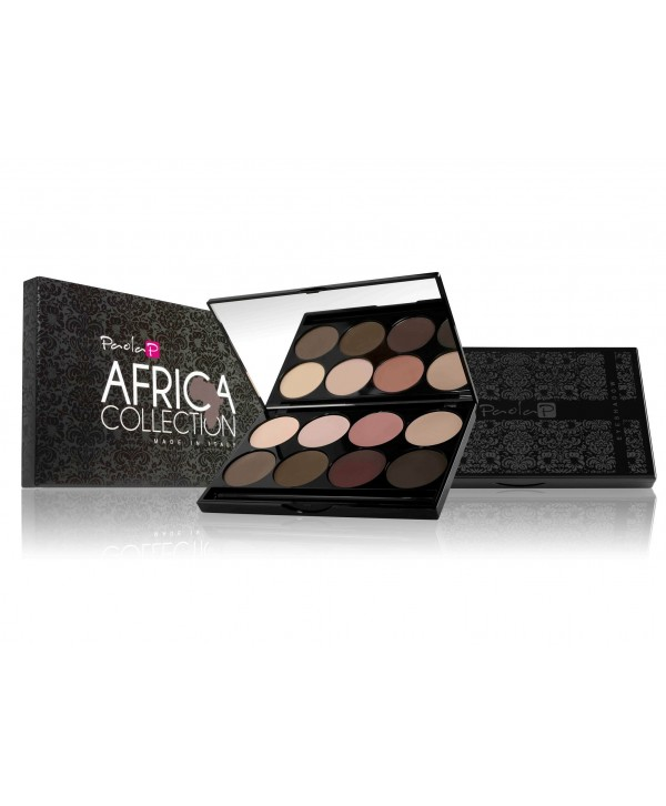 Eye Shadow professional palette Africa