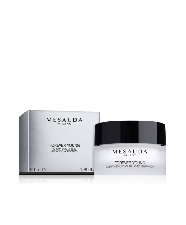Face cream with lifting effect