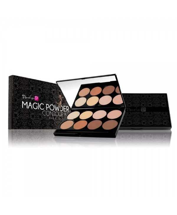 Professional palette Magic Powder Contour Kit