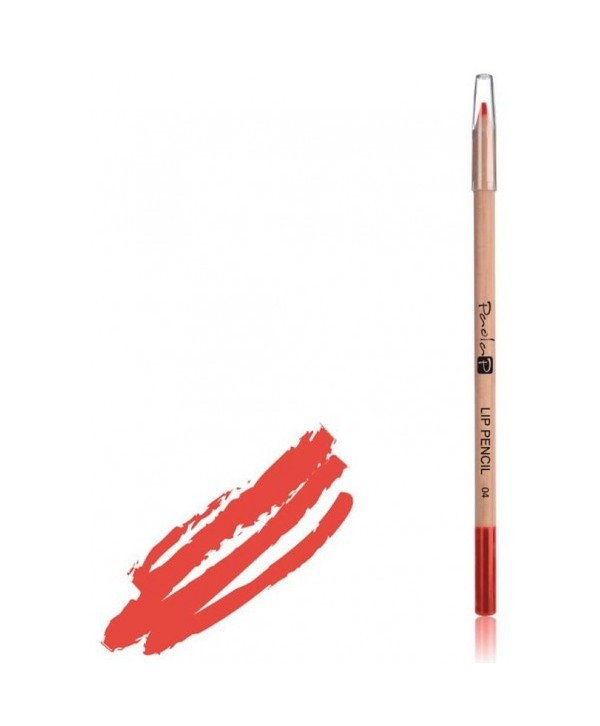 Matt lip pencil 04