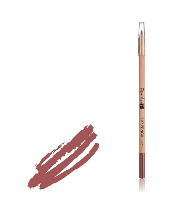 Matt lip pencil 07