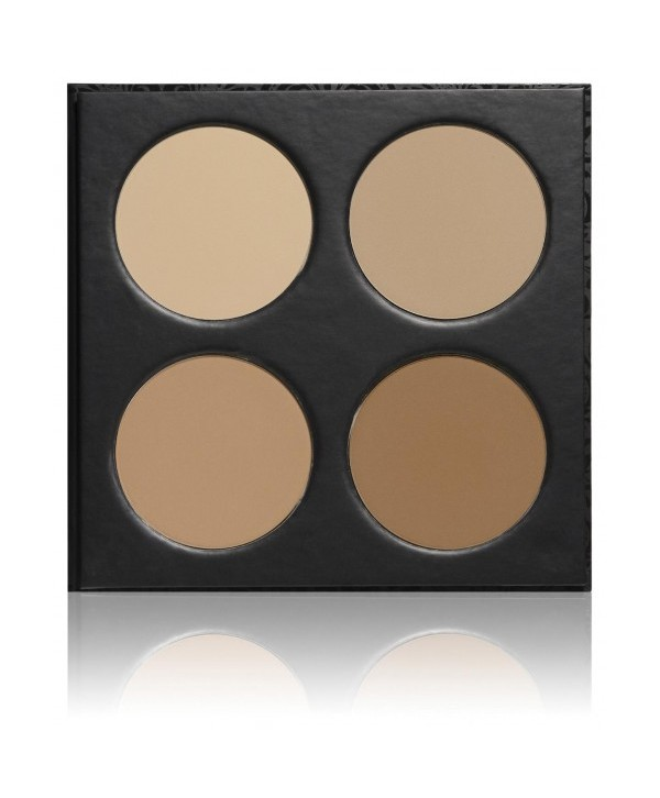Professional palette compact foundations