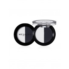 Fard de pleoape Vibrant Eyeshadow Duo - Black Window