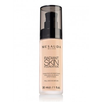 Fond de ten cu acid hialuronic - Radiant skin - Light Beige