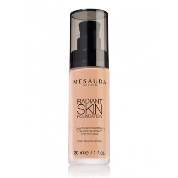 Fond de ten cu acid hialuronic - Radiant skin - Medium Tan