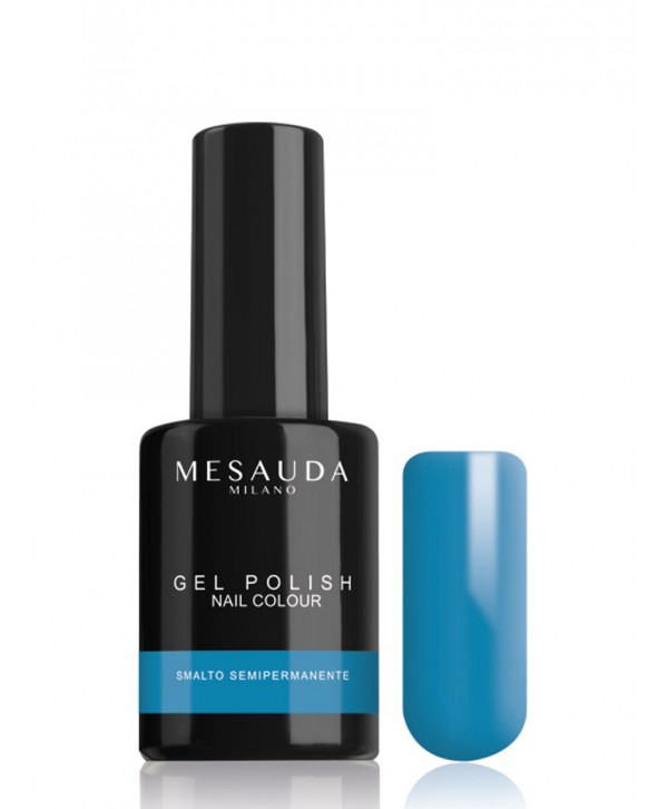 Semi-permanent UV and LED nail polish - Nail Colour - Blue Ocean