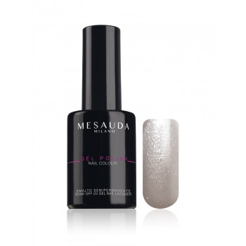 Lac de unghii semipermanent UV si LED - Nail Colour - Metal Taupe