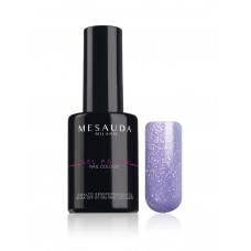 Lac de unghii semipermanent UV si LED - Nail Colour - Metal Violet
