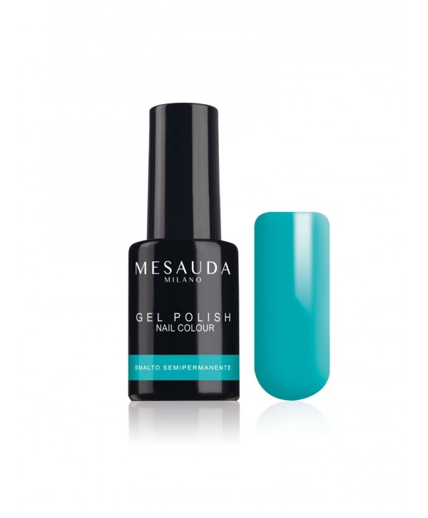 Semi-permanent nail polish mini- Nail Colour - Dolphin