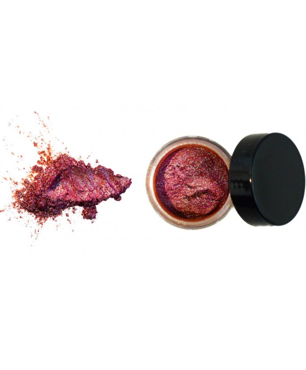 Pigment  Chameleon no 307 red, mauve, brown